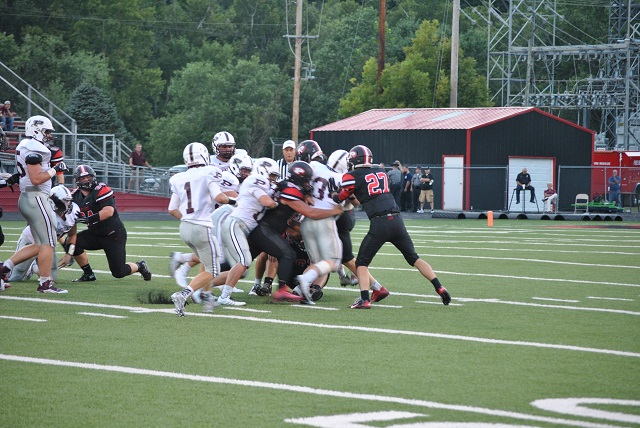 Pikeville Panthers Week 1 Stats | All Kentucky Sports