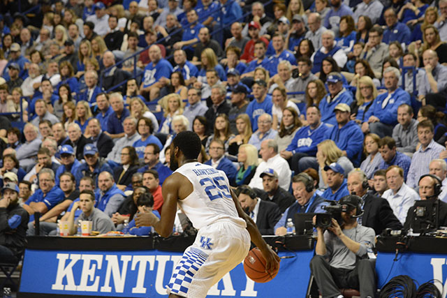 Kentucky Men's Basketball Practice To Be Televised By